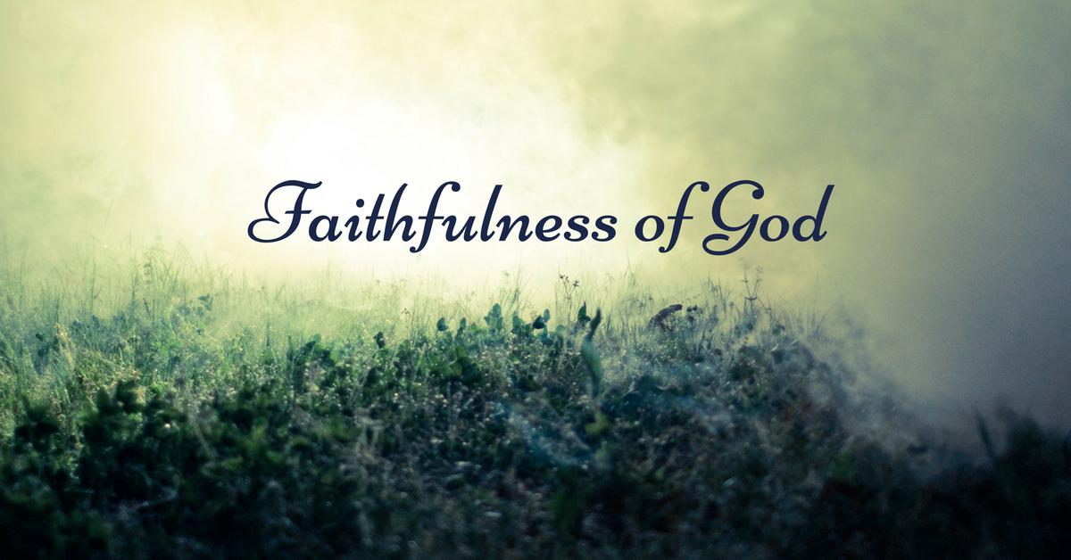 SDAH 100: GREAT IS THY FAITHFULNESS