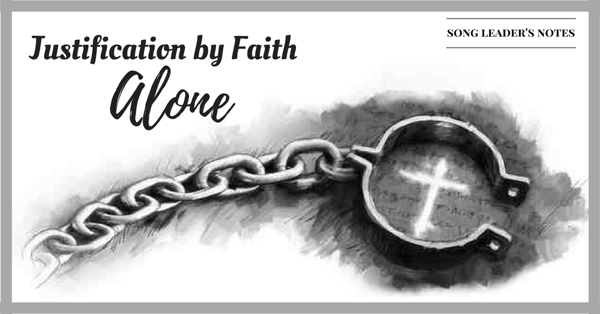 the justification by faith Justification by faith is god's legal ruling that a sinner is not guilty, is declared innocent and now stands before god clothed in the perfect righteousness of christ,.